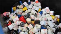 Used Oil Filters no longer allowed in WI Landfills