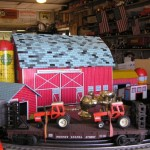 Barn at Walter's Toy Museum & Repair, Curtiss, WI