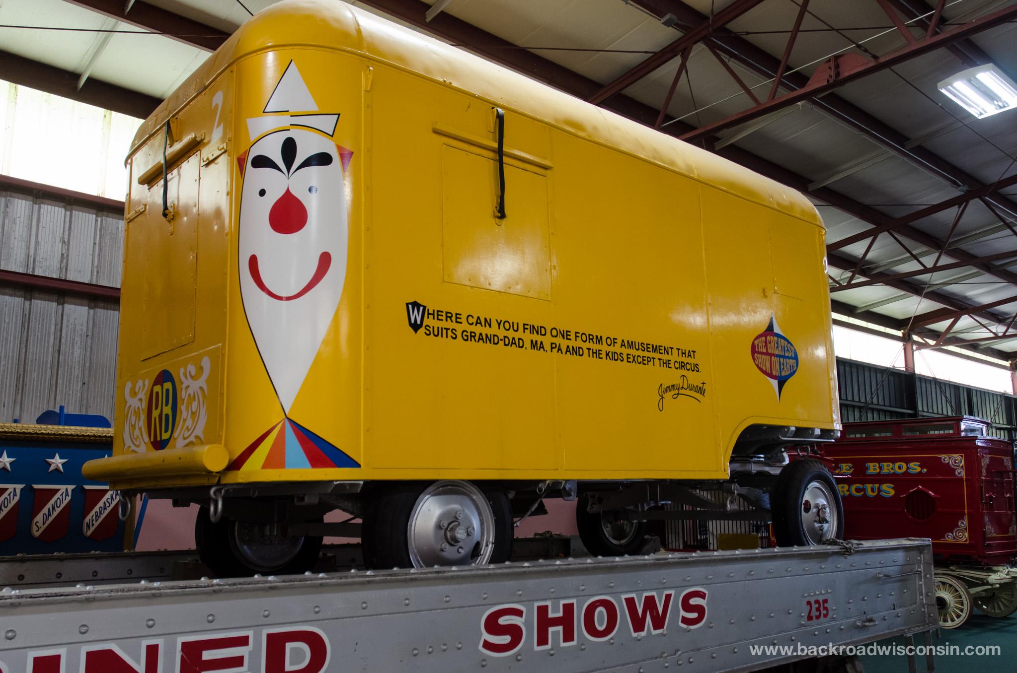 Circus World Museum 201505-3608